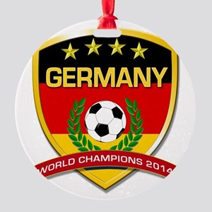 Germany World Champions 2014 Ornament