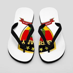 15a4ce131 Germany World Champions 2014 Flip Flops