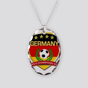 Germany World Champions 2014 Necklace