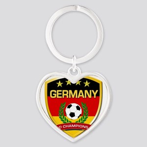 Germany World Champions 2014 Keychains