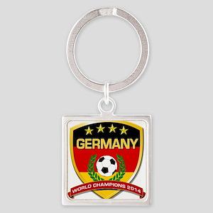 Germany World Champions 2014 Keychains