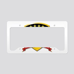 Germany World Champions 2014 License Plate Holder