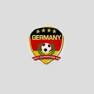 Germany World Champions 2014 Mini Button