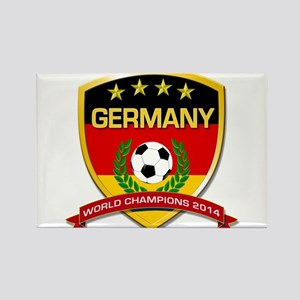 Germany World Champions 2014 Magnets