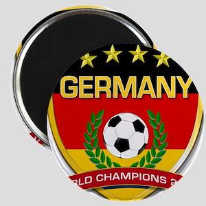 Germany World Champions 2014 Magnets