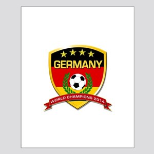 Germany World Champions 2014 Posters