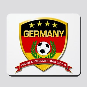 Germany World Champions 2014 Mousepad