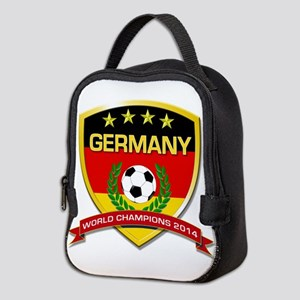 Germany World Champions 2014 Neoprene Lunch Bag