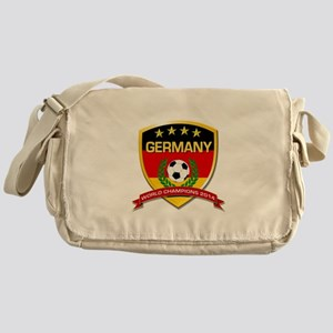 Germany World Champions 2014 Messenger Bag