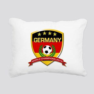 Germany World Champions 2014 Rectangular Canvas Pi