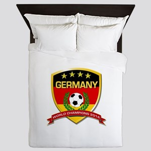 Germany World Champions 2014 Queen Duvet