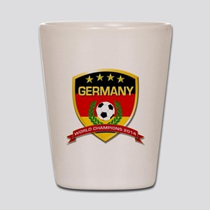 Germany World Champions 2014 Shot Glass