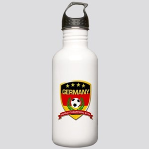 Germany World Champions 2014 Water Bottle