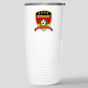 Germany World Champions 2014 Travel Mug