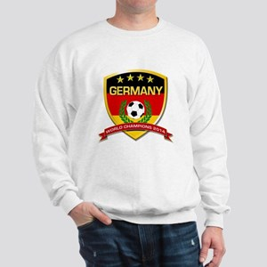 Germany World Champions 2014 Sweatshirt