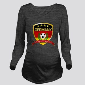 Germany World Champions 2014 Long Sleeve Maternity