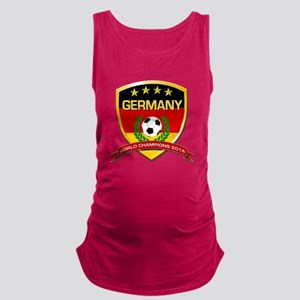 Germany World Champions 2014 Maternity Tank Top