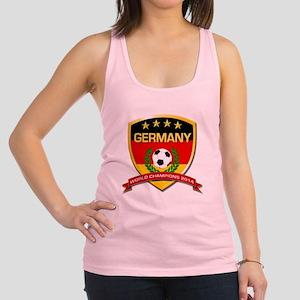 Germany World Champions 2014 Racerback Tank Top