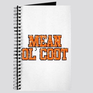 Mean Old Coot Journal
