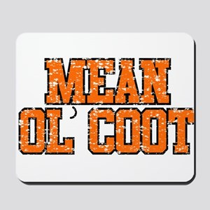 Mean Old Coot Mousepad