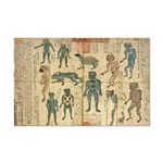 Kappa Manuscript 17x11 Print