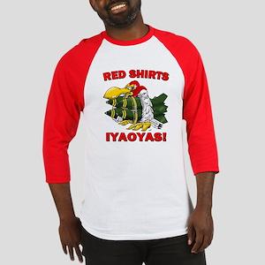 Red Shirts IYAOYAS! Baseball Jersey