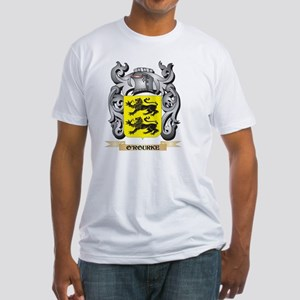 O'Rourke Coat of Arms - Family Crest T-Shirt