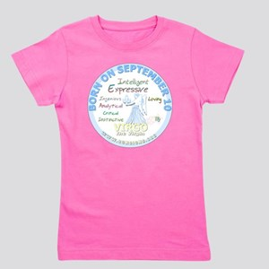 September 10th Birthday - Virgo Persona Girl's Tee