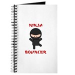 Ninja Bouncer Journal