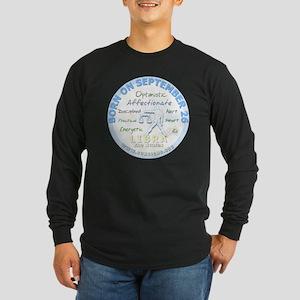 September 26th Birthday - Long Sleeve Dark T-Shirt