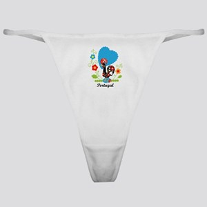 Portuguese Rooster Classic Thong