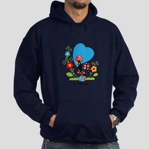 Portuguese Rooster Hoodie