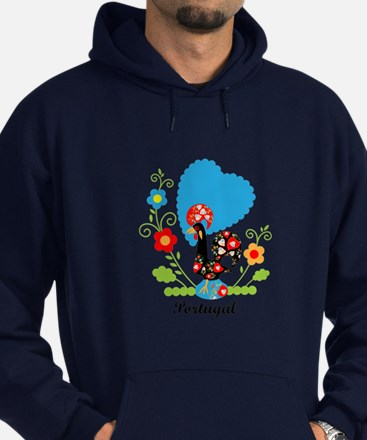Portuguese Rooster Hoody
