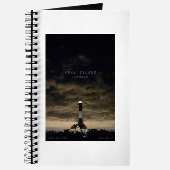 Fire Island Island. Journal
