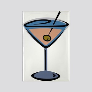 Martini Rectangle Magnet
