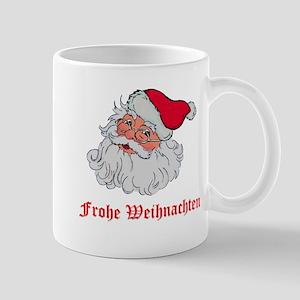 German Santa Mug