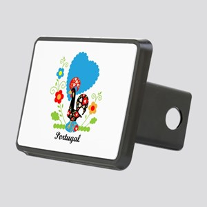 Portuguese Rooster Hitch Cover