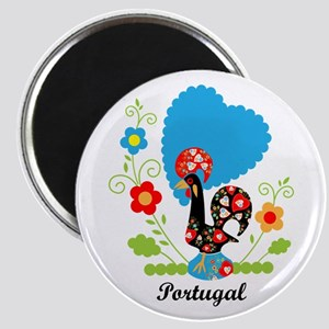 Portuguese Rooster Magnets