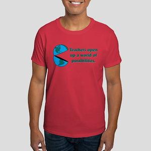 Presents for teachers Dark T-Shirt