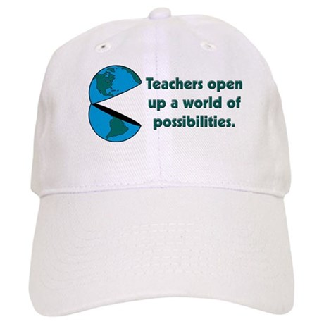 Presents for teachers Cap