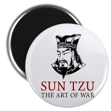 Sun Tzu Magnet