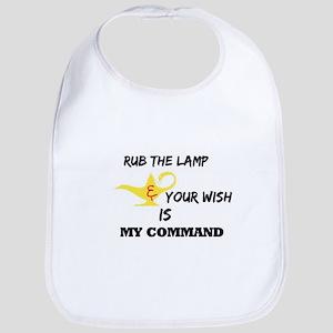 RightOn Make a wish Bib