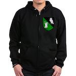 Gwenllyan's Zip Hoodie (dark)