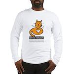 Feline Network Logo - Long Sleeve T-Shirt