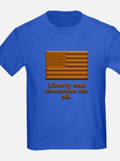 Liberty & Chocolate T