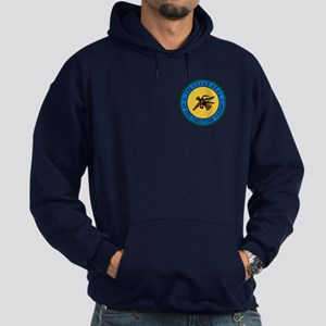 Great Seal Of The Choctaw Nation Hoodie (dark)