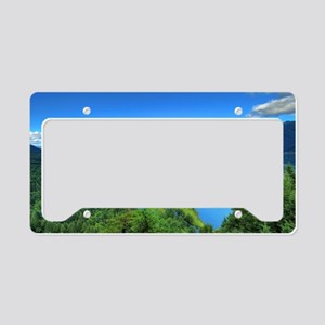 Columbia River Gorge License Plate Holder