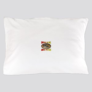 Support No Kill Animal Shelters Pillow Case