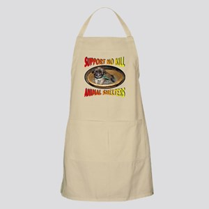Support No Kill Animal Shelters Apron
