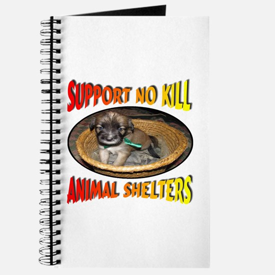 Support No Kill Animal Shelters Journal